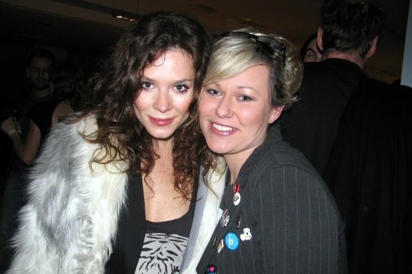 Anna Friel-aktorka
