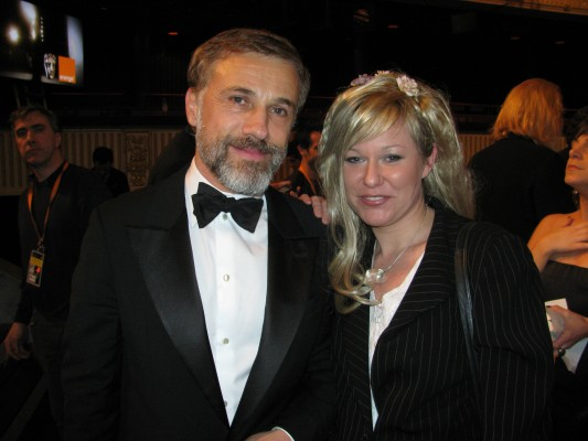 Christoph Waltz- actor-Inglourious Basterds