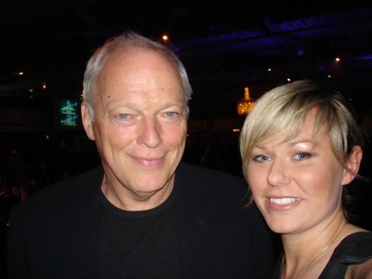 Pink Floyd-David Gilmour
