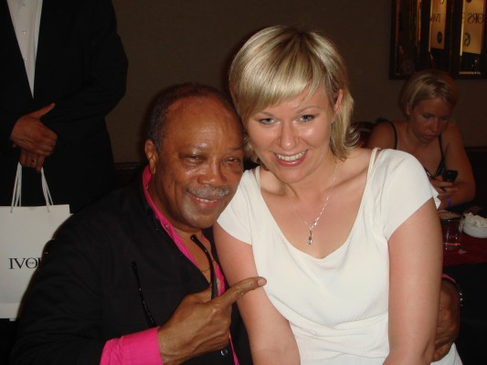 Quincy Jones-producer